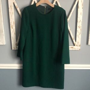 J. Crew | Green Dress